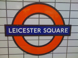 Is Leicester Square? Is the world flat?